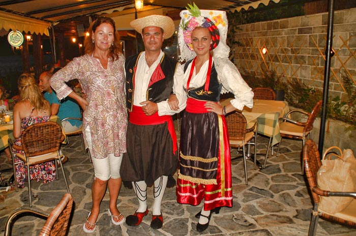 corfu entertainment
