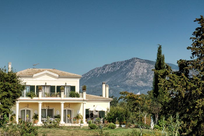 corfu accommodation