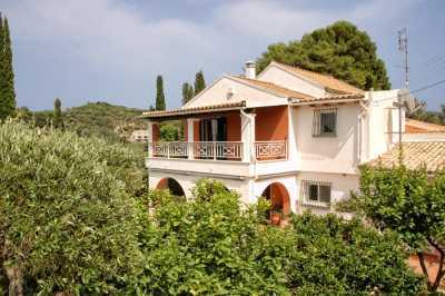 House for sale in Vatos Corfu